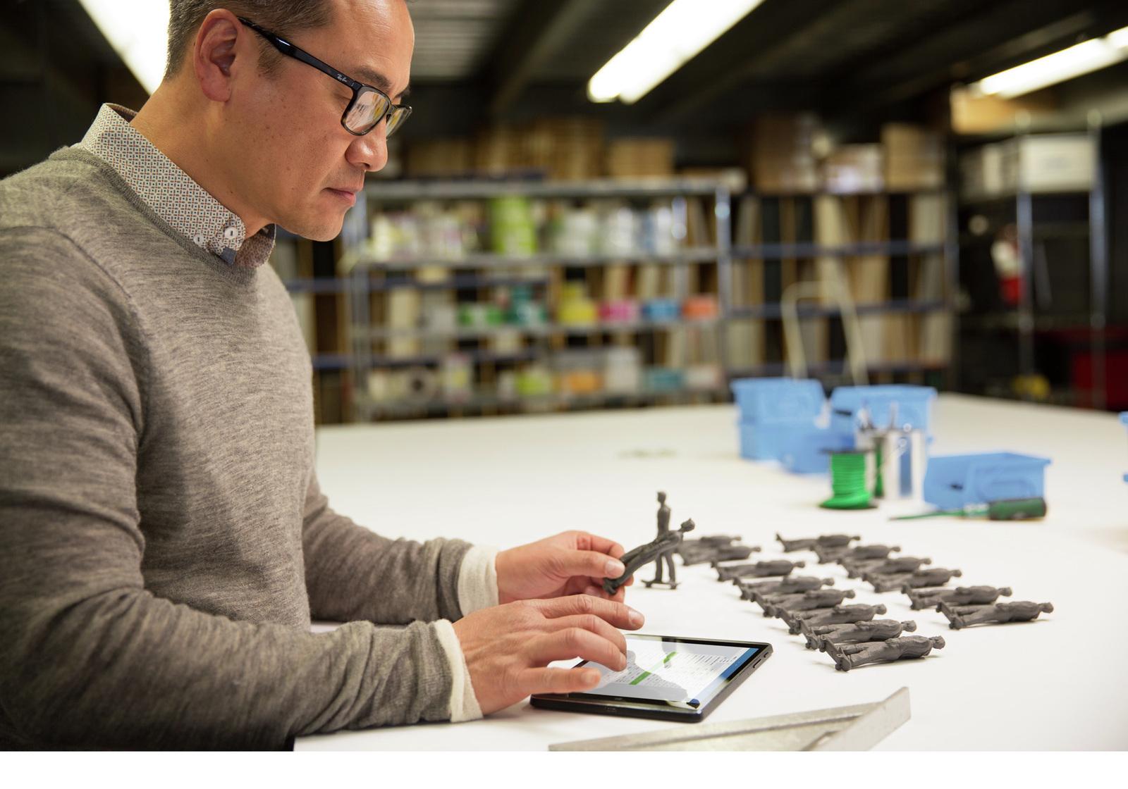 Nutzen Sie 3D as a Service um in Ihrem Unternehmen volle Kostenkontrolle zu erlagen