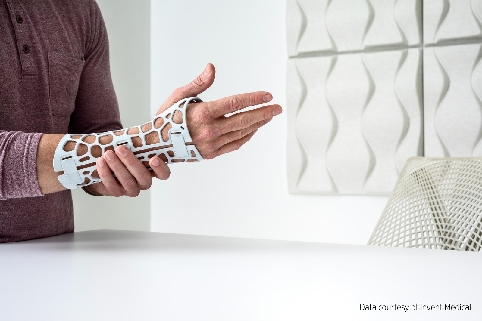 3D as a Service Plus ist Ihr Pay-per-Use-Modell für den einfachen Einstieg in die HP Jet Fusion 3D Drucktechnologie
