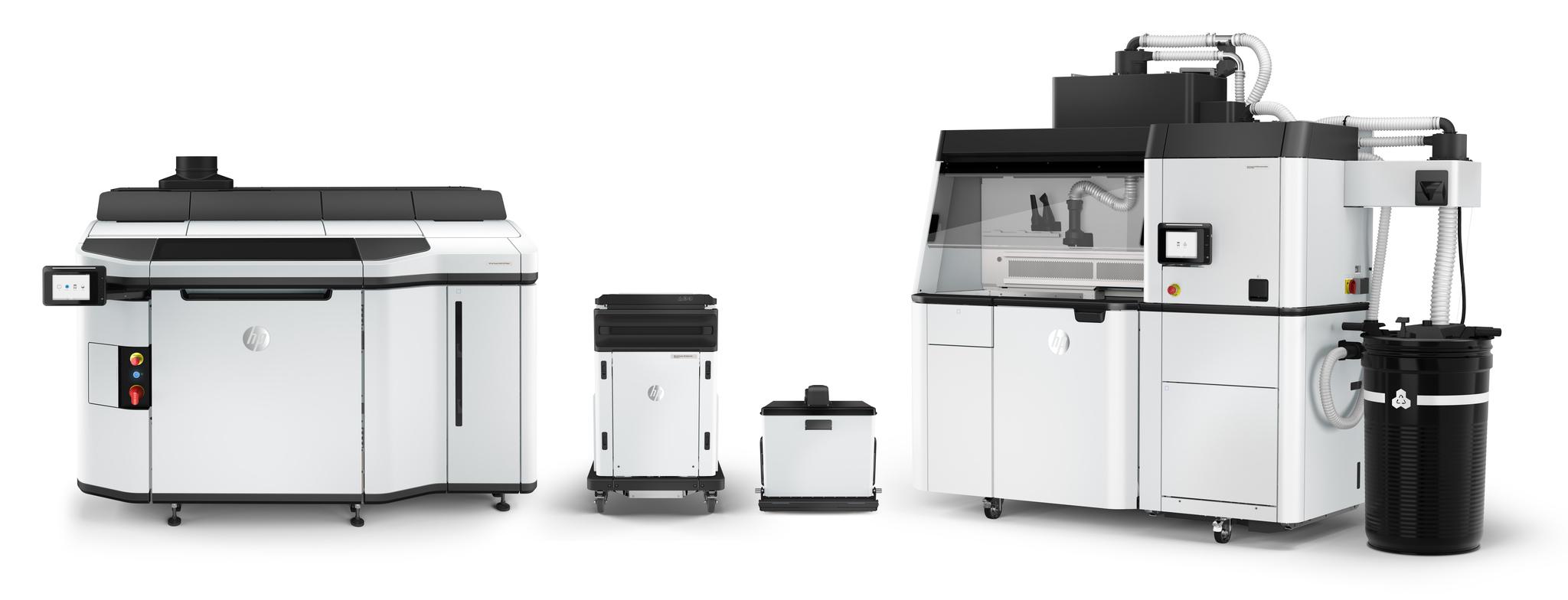 digitale Fertigung mit HP Jet Fusion 5200