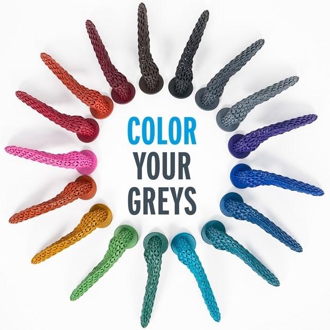 DyeMansion DeepDye Coloring Color range