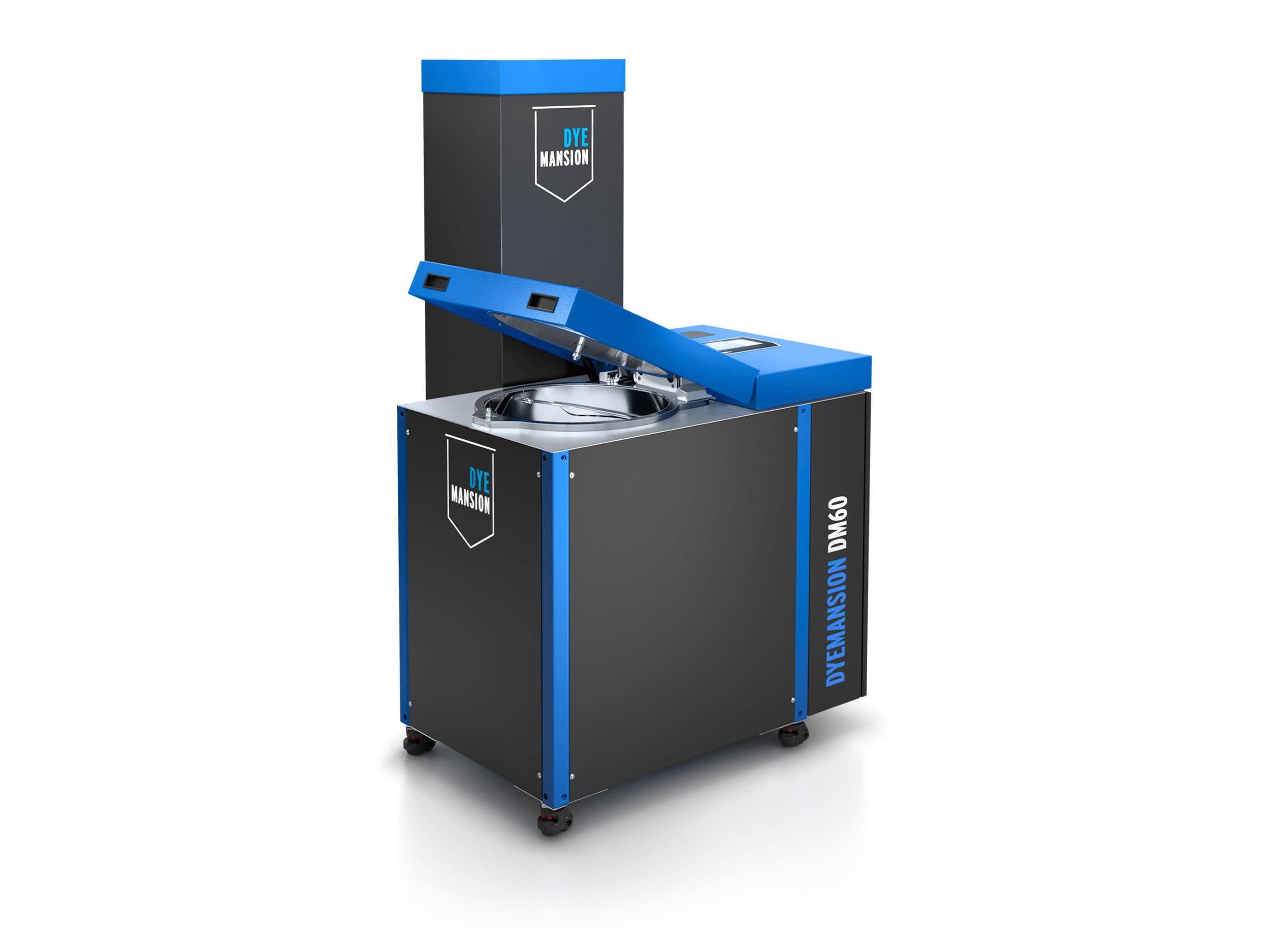 Grenzenlose Farbauswahl Einfärben von 3D-gedruckten Kunststoffteilen ISO-zertifizierte Farben DeepDye Coloring (DDC)