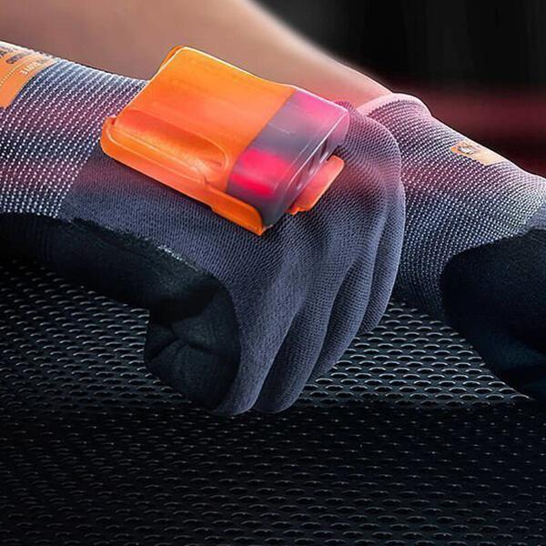 3D-GEDRUCKTER BARCODE SCANNER PROGLOVE