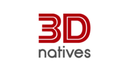 Logo von 3D Natives