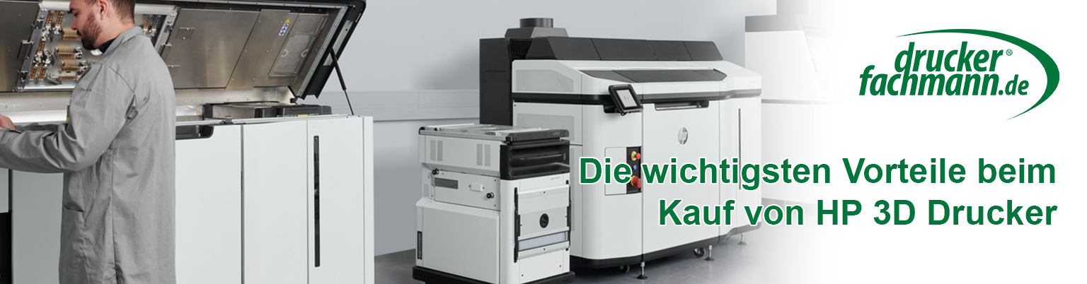 Die wichtigsten Vorteile beim Kauf von HP 3D Drucker