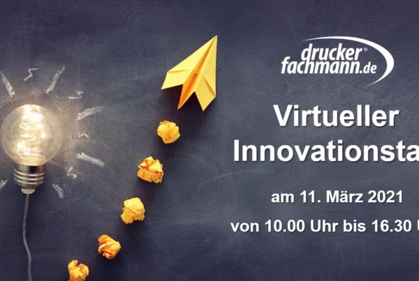 Einladung zum virtuellen Event am 11. März 2021