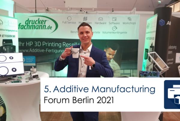 Dominik Heinz auf dem AM Forum 2020