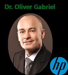 Foto Dr. Oliver Gabriel, HP Deutschland