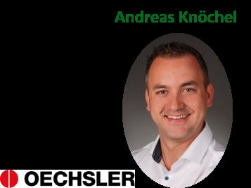 Bild von Andreas Knöchel, Firma Oechsler AG