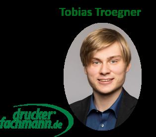 Bild Tobias Troegner von druckerfachmann.de